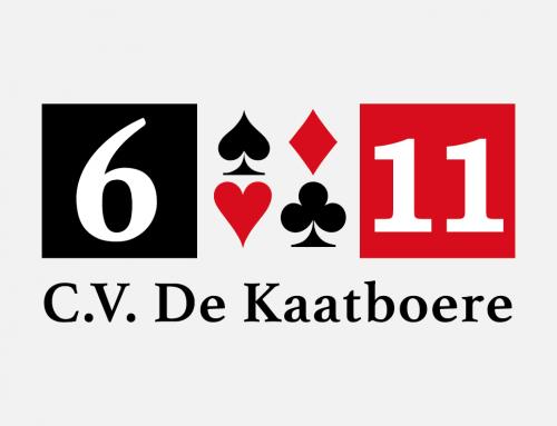 6×11 joar CV de Kaatboere!