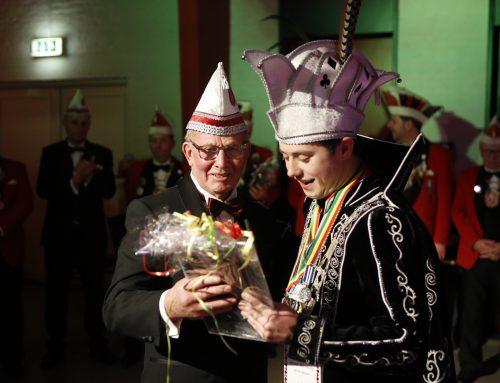 Foto's jubileumreceptie