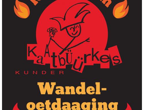 Loap dich mit de Kaatbuurkes  werm vuur 't 5×11-jubileum!!